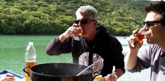 Anthony Bourdain in Croatia