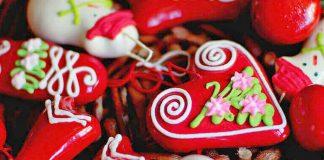 Gingerbread hearts – a souvenir from Croatia