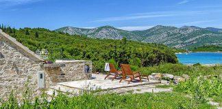 Remote cottages – Robinsonian tourism