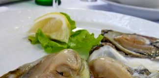 The Oyster Festival in Mali Ston