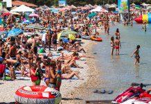 Top pláže pre mladých