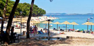 Top 5 piesočných pláží v Chorvátsku