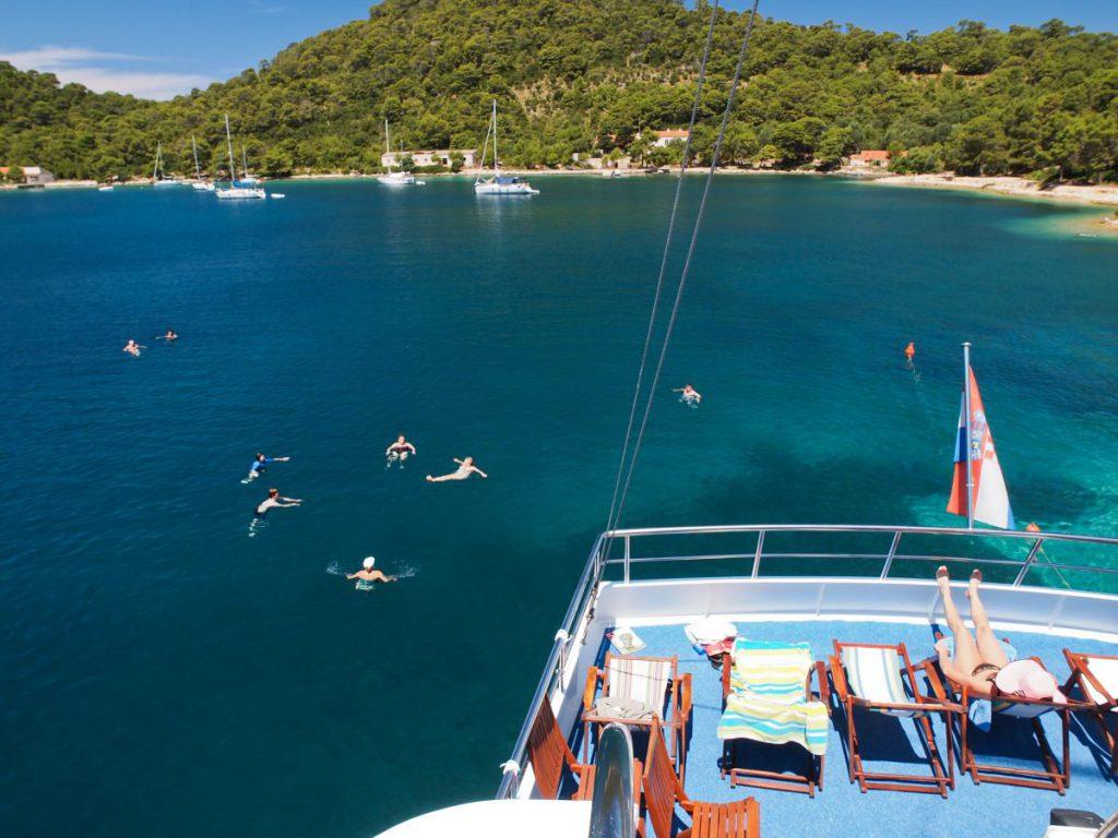 Krstarenje u Hrvatskoj