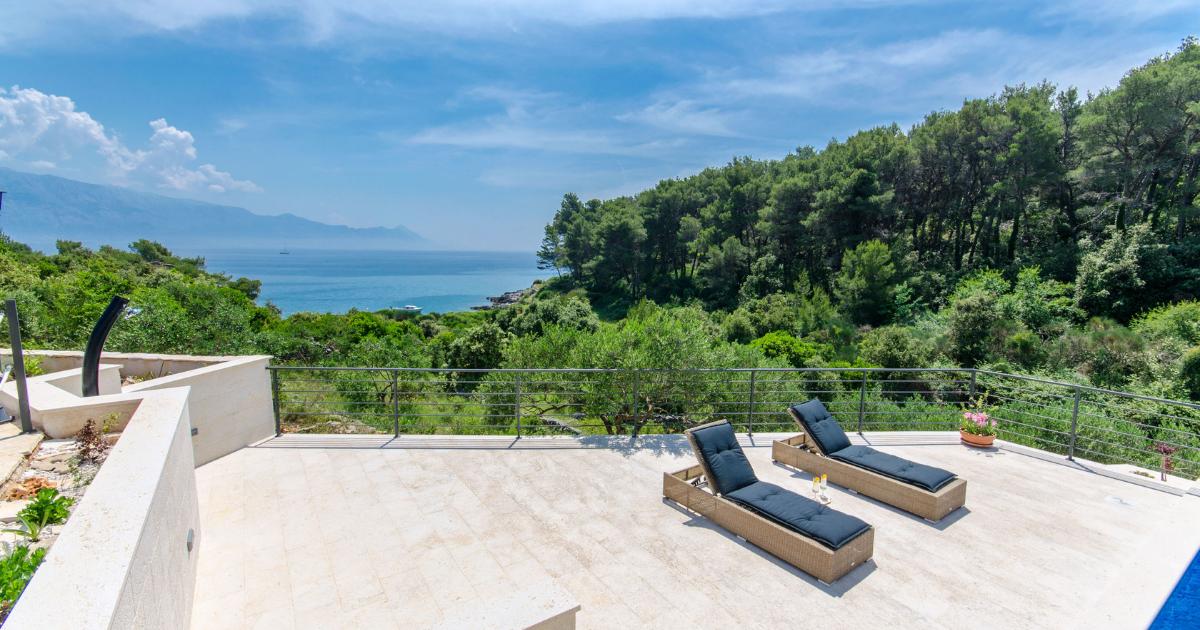 Authentic accommodation Croatia