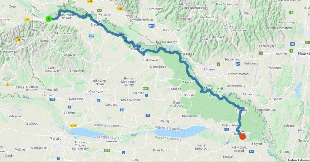 Murska route