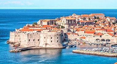 Dubrovnik odmor u Hrvatskoj