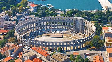 Pula odmor u Hrvatskoj