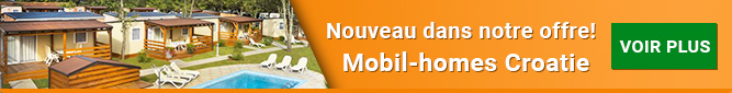 Mobil-homes Croatie