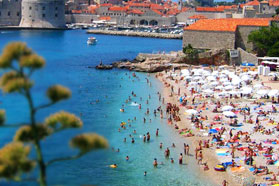Croatia beach guide