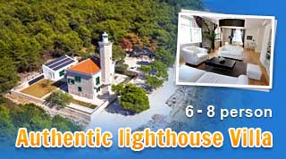 authentic lighthouse villa